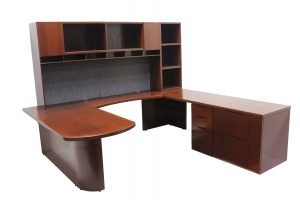 Geiger U Shape Right Hand Desk